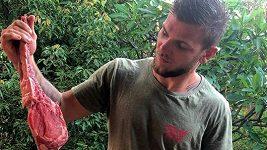Matouš Kohout slibuje, že bude pořádné maso. Čím se odmění za zápas v Bratislavě?