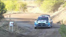 Rovanperä zvýšil v druhé etapě Rallye Akropolis náskok