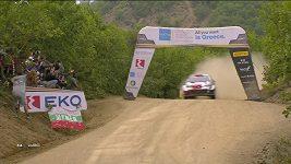 Rallye Akropolis vyhrál Kalle Rovanperä
