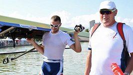 Skifař Ondřej Synek se těší na sportovní důchod. Ulevilo se mu, vidí to trenér Milan Doleček.