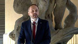 TK ministra zahraničí Jakuba Kulhánka po jednání s britským velvyslancem v ČR