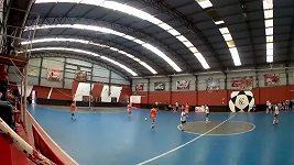 Skandál v argentinském futsale. Hráčky si úmyslně vstřelily čtyři vlastní góly