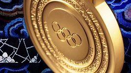 Pořadatelé ZOH 2022 v Pekingu představili design medailí