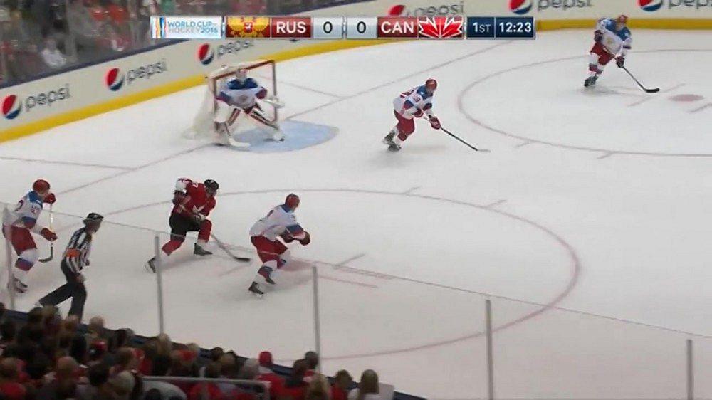 Tříbodový Crosby pomohl Kanadě kpostupu do finále SP