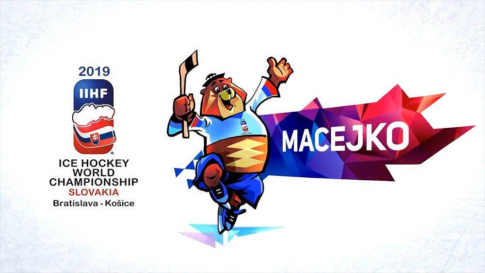 8b378ed93c7c2 MS 2019 hokej: Maskot MS v hokeji 2019 na Slovensku - Sport.cz