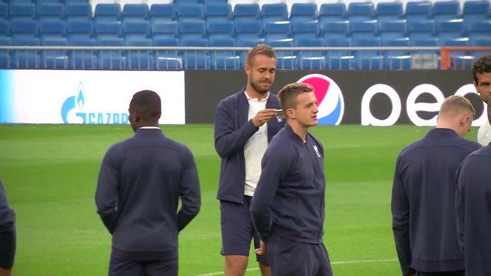 Limberský dal na Estadio Santiago Bernabéu gól. Vrba si přeje giganta překvapit