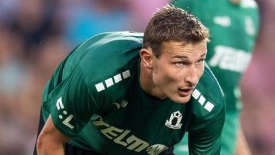 Za Jablonec nastoupil projektant! Jiří Váňa si kvůli zápasu na Letné musel vzít dovolenou.